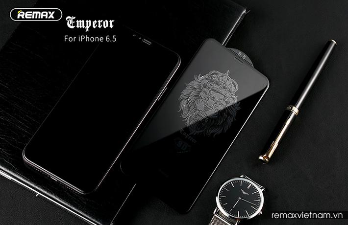 Kính cường lực 9D iPhone Xs Max Remax GL-32 - 6