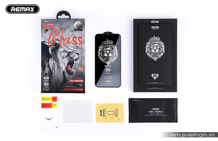 Kính cường lực 9D iPhone Xs Max Remax GL-32 - 7