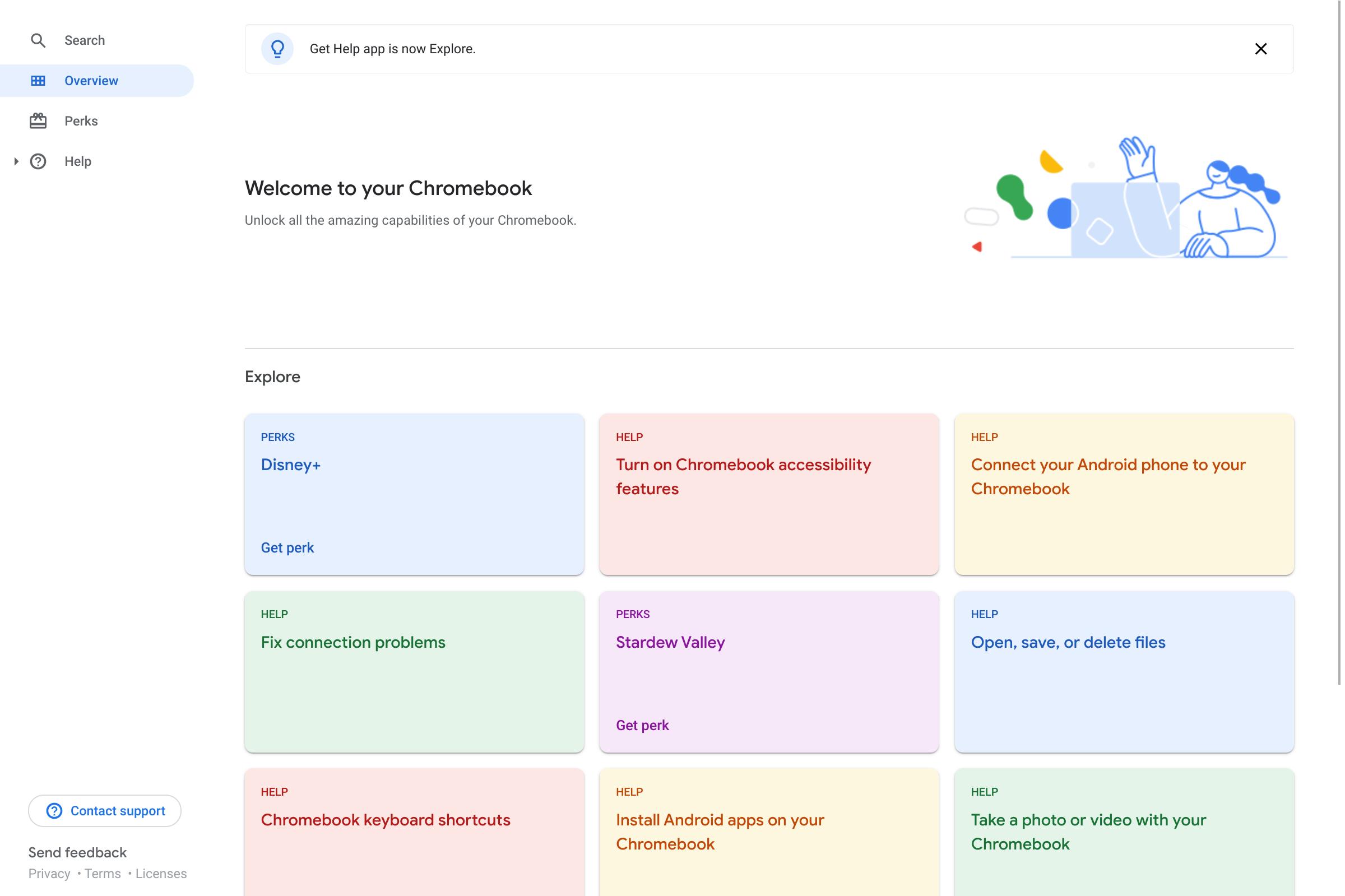 Chrome OS 84 bắt đầu cho ra những tính năng mới, cải tiến hơn 3