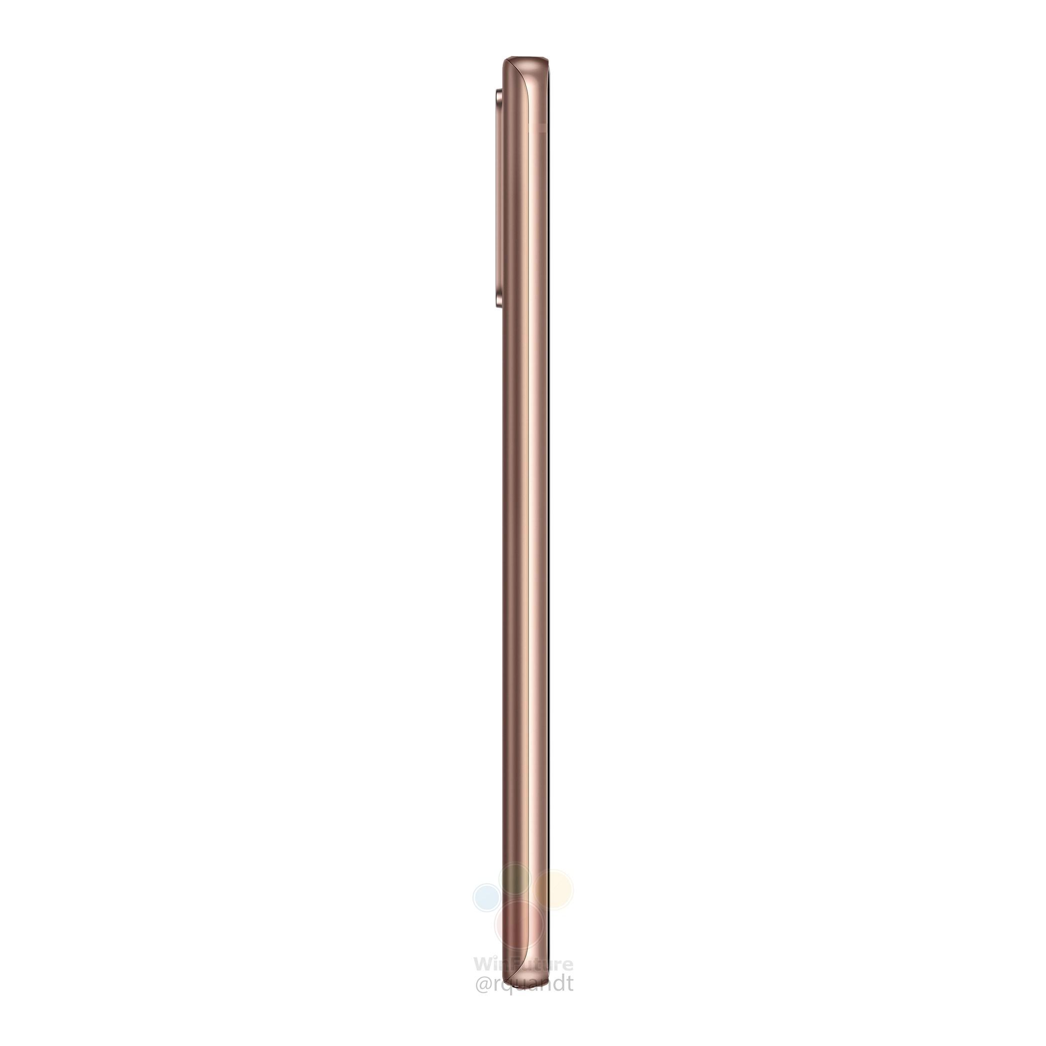 Rò rỉ về dung lượng pin sạc của Galaxy Note 20 có khiến bạn thất vọng 3