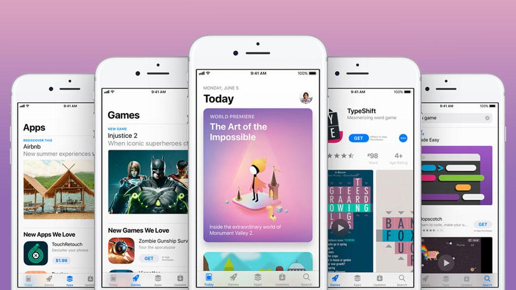 Apple cắt phí hoa hồng trên App Store từ 30% xuống 15%