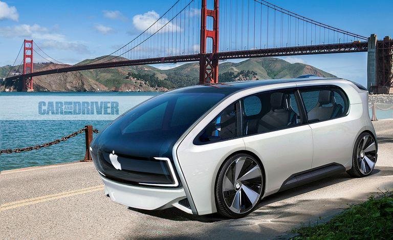 Apple có thể sản xuất xe điện đầu tiên vào năm 2024 2