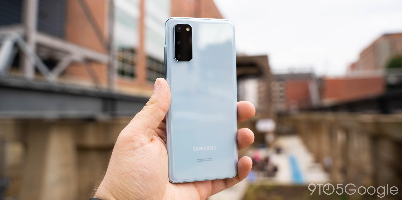Cập nhật danh sách các máy Samsung đã được cập nhật Android 11 1