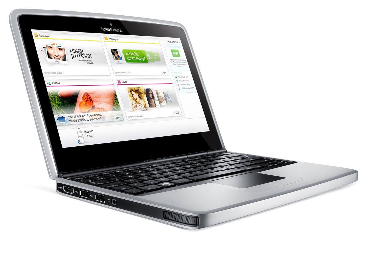 Chiếc laptop đầu tiên của Nokia có gì hot? 4