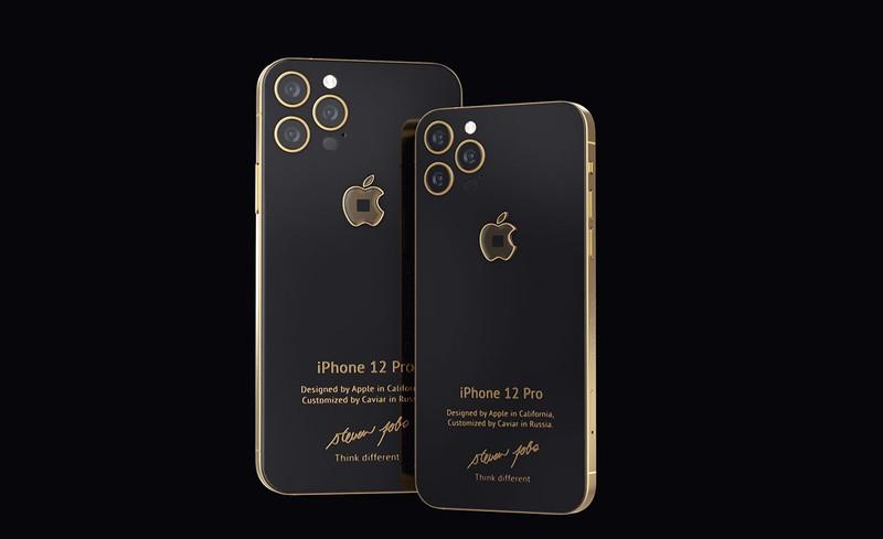 Hơn 10.000 đô cho một chiếc iPhone 12 Pro 1