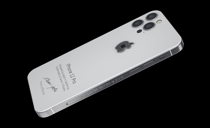 Hơn 10.000 đô cho một chiếc iPhone 12 Pro 2