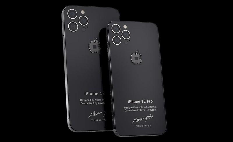 Hơn 10.000 đô cho một chiếc iPhone 12 Pro 3