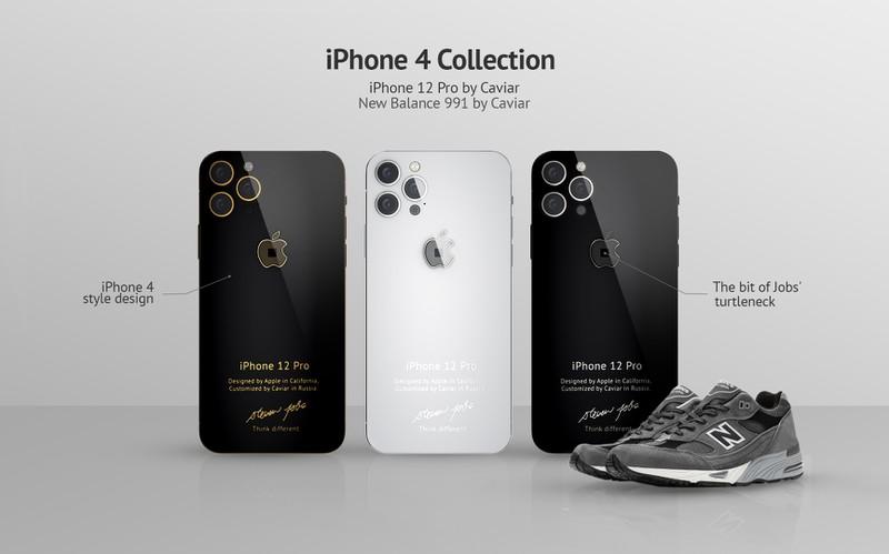 Hơn 10.000 đô cho một chiếc iPhone 12 Pro 4