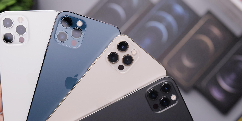 iPhone 12 là chiếc điện thoại 5G bán chạy nhất trên thế giới