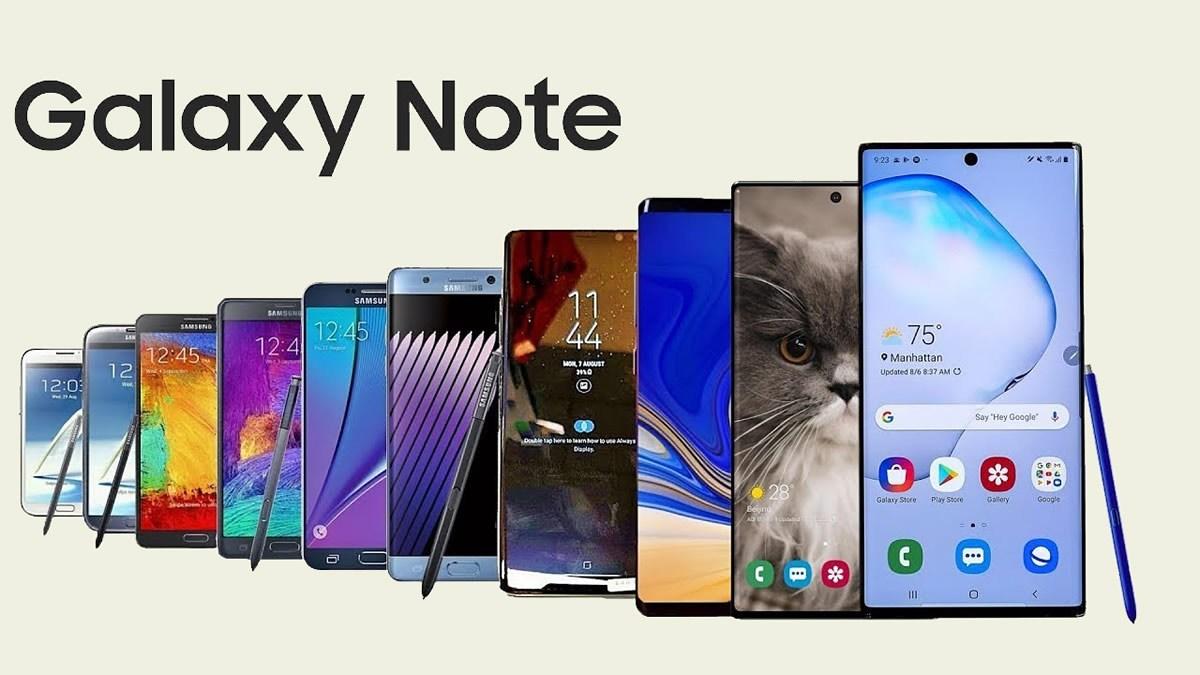 Khó để Galaxy Note bị