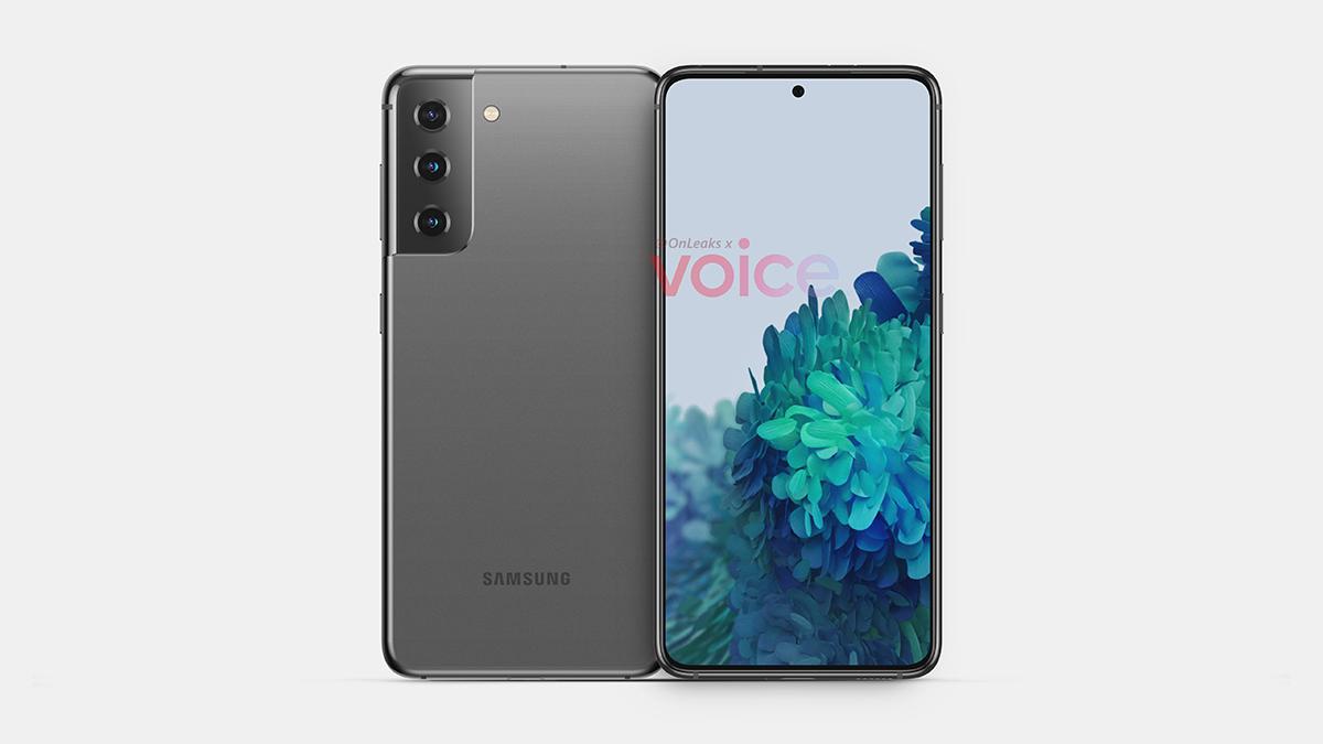 Những thông tin rò rỉ cuối cùng về Samsung Galaxy S21 1