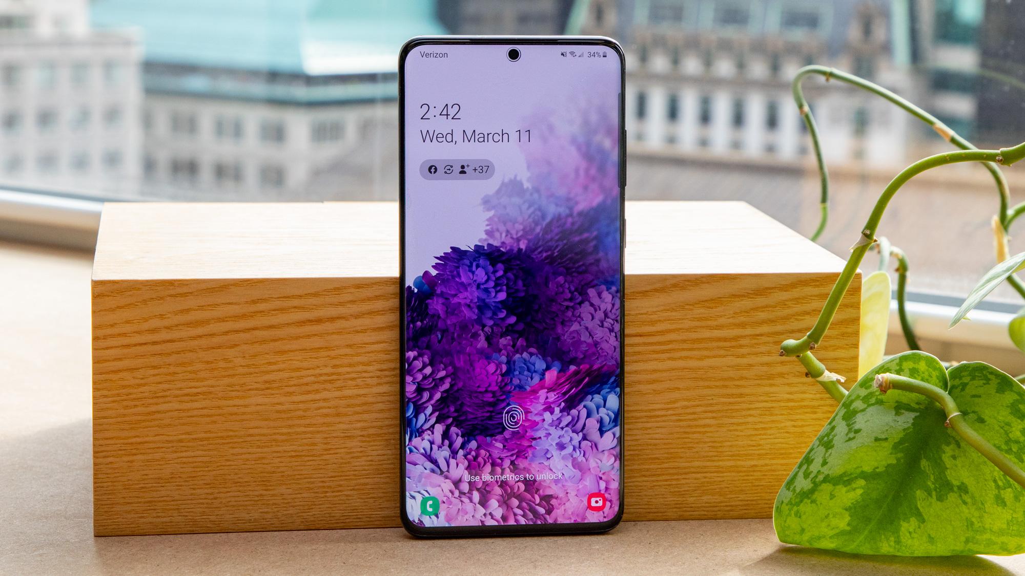 Những thông tin rò rỉ cuối cùng về Samsung Galaxy S21 5