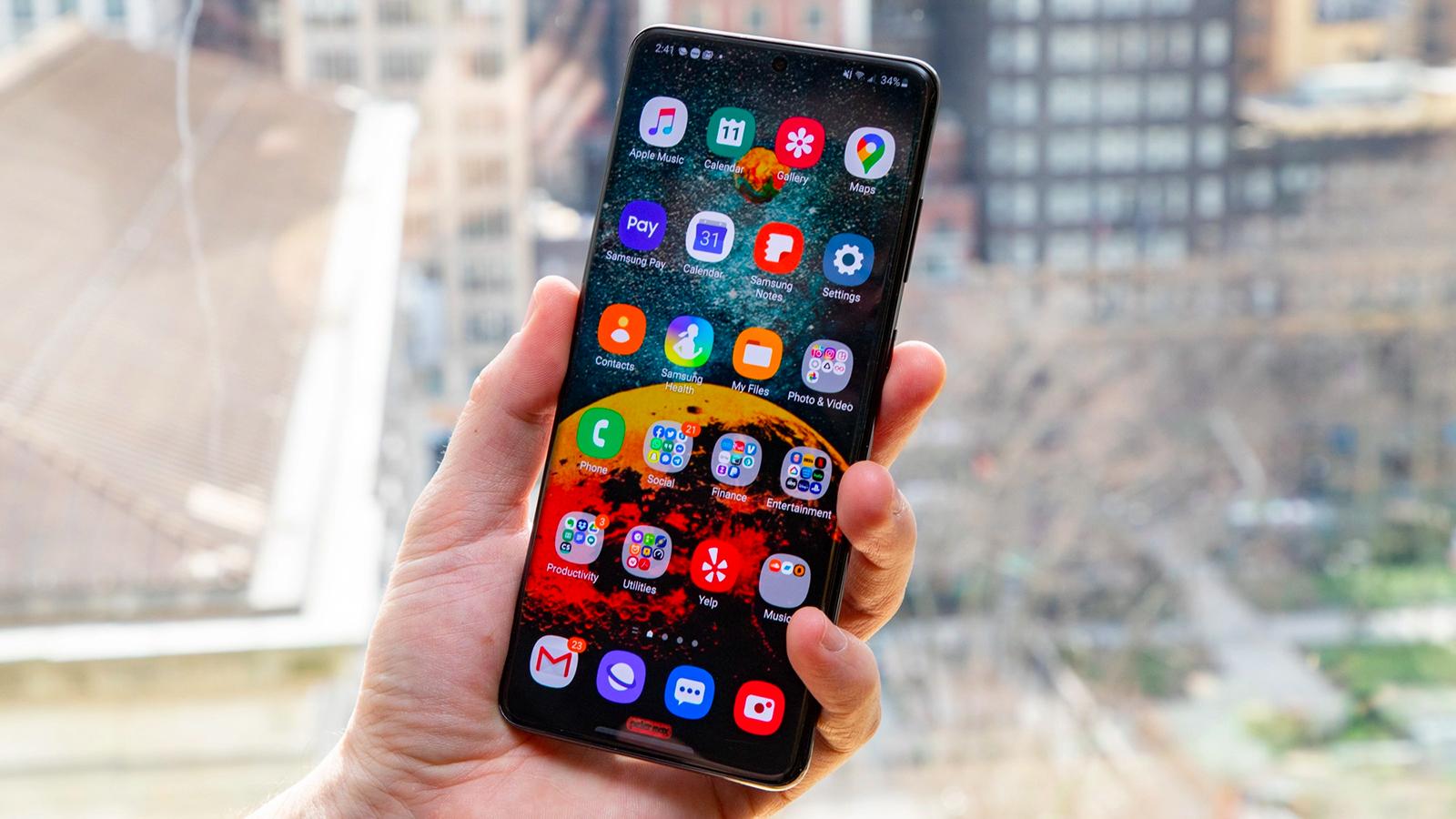 Những thông tin rò rỉ cuối cùng về Samsung Galaxy S21