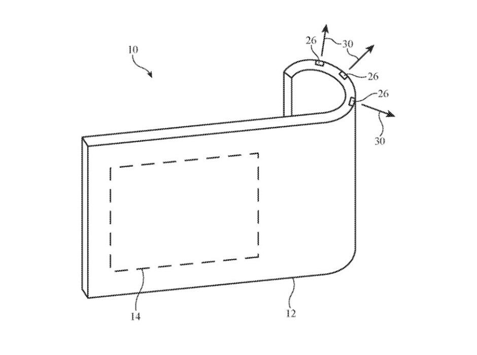 Apple nộp đơn xin cấp bằng sáng chế cho camera iPhone có thể gập lại 2