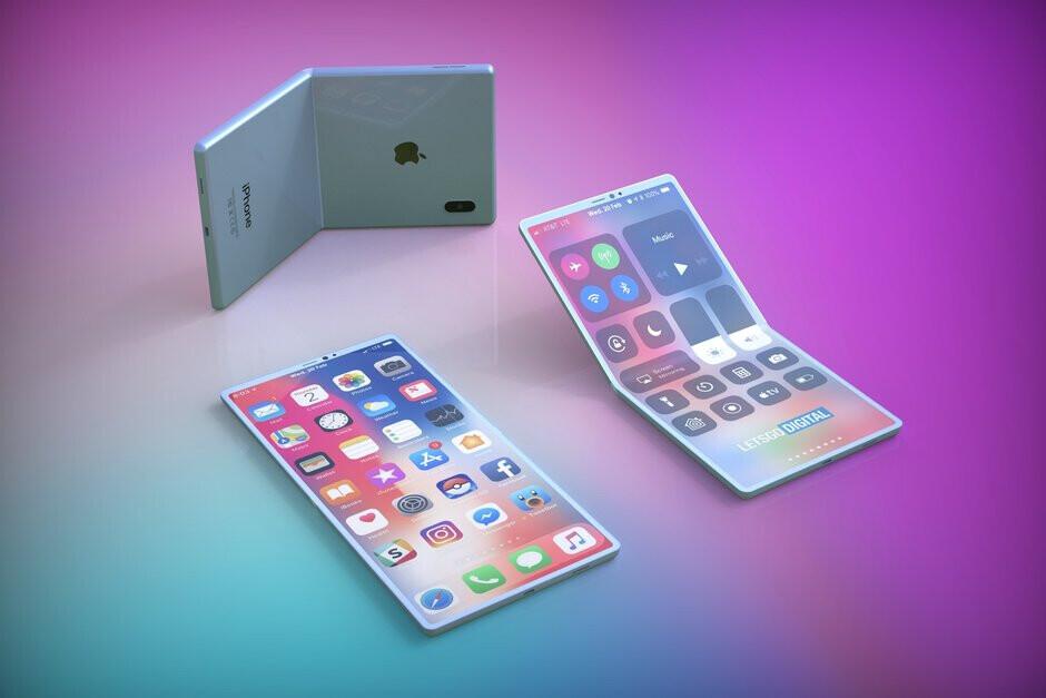 Apple nộp đơn xin cấp bằng sáng chế cho camera iPhone có thể gập lại