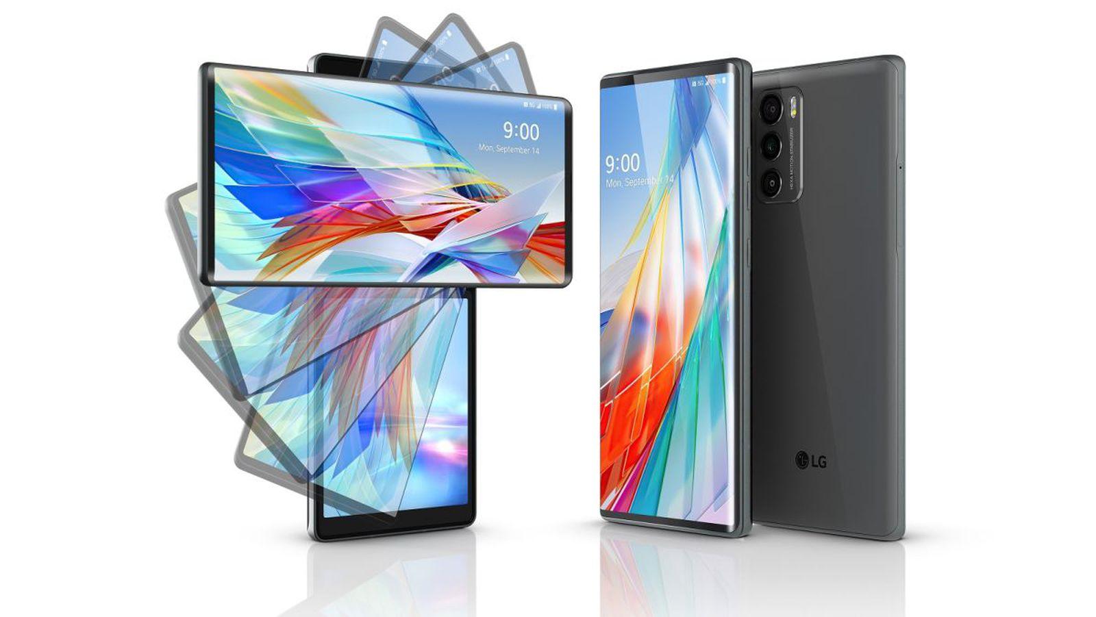 LG có thể rời khỏi thị trường điện thoại thông minh trong năm tới 4