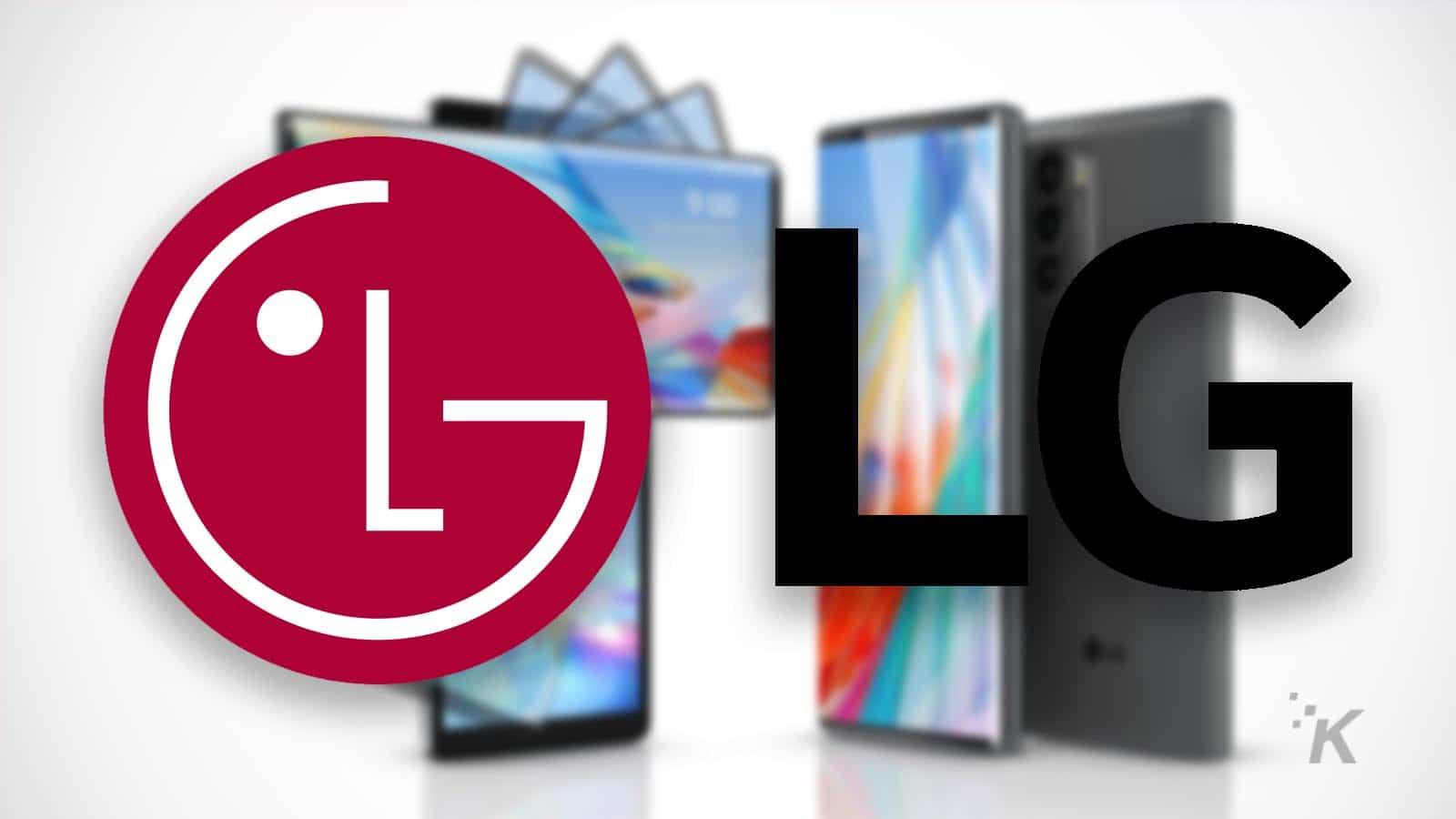 LG có thể rời khỏi thị trường điện thoại thông minh trong năm tới 5