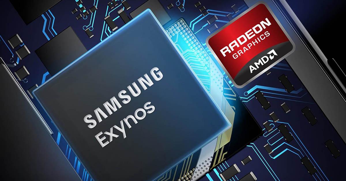 Samsung có thể ra mắt chip Exynos tích hợp GPU AMD sớm hơn dự kiến 2