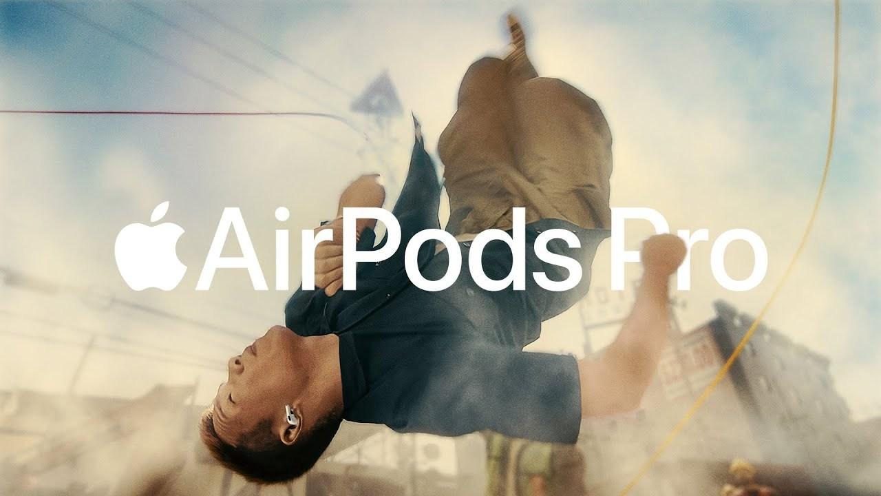 Apple cho ra mắt AirPods Pro 3 trước quảng cáo tin đồn