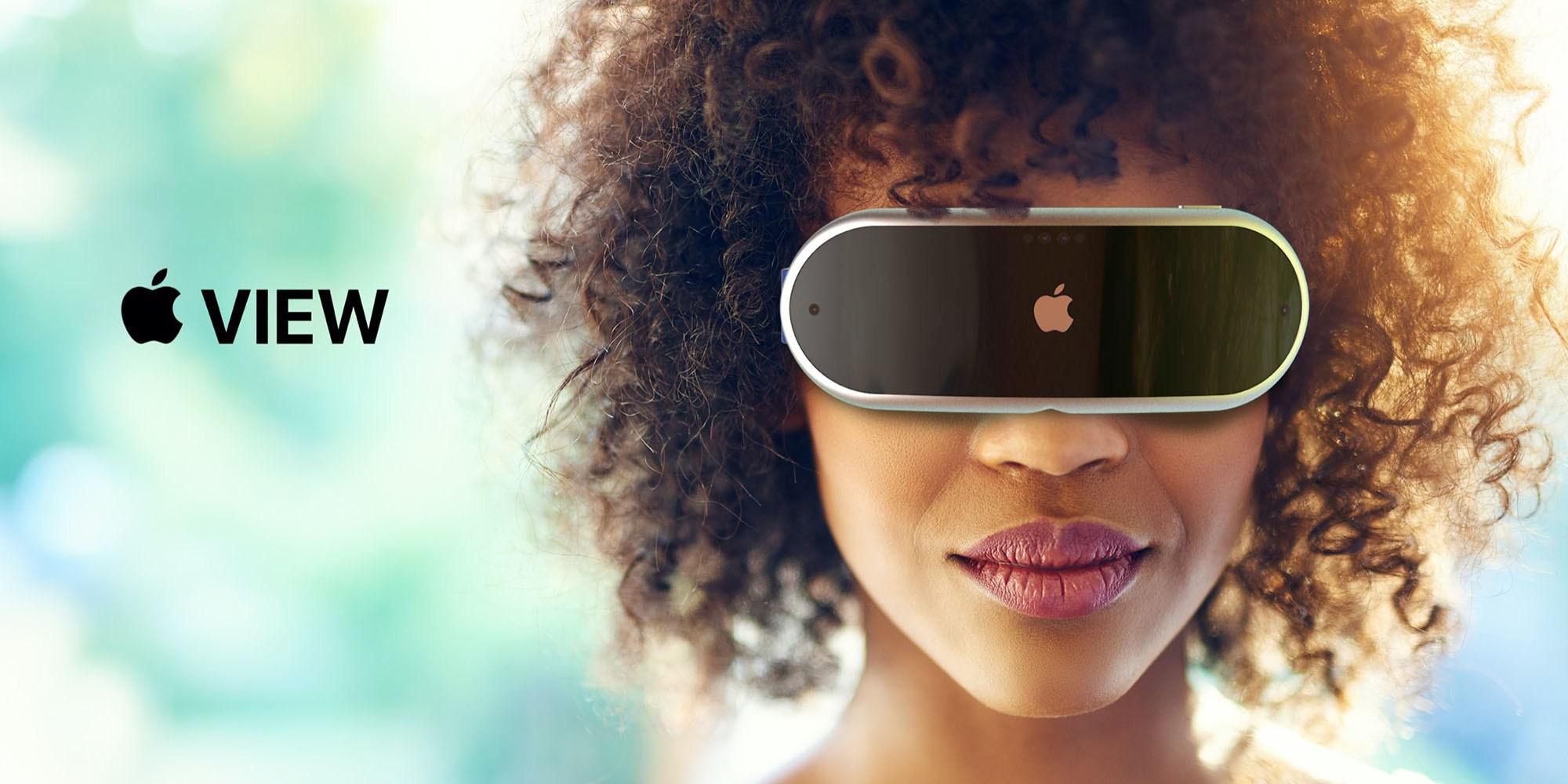 Apple  để tai nghe có ống kính tiêu cự cực ngắn và nặng dưới 150 gram