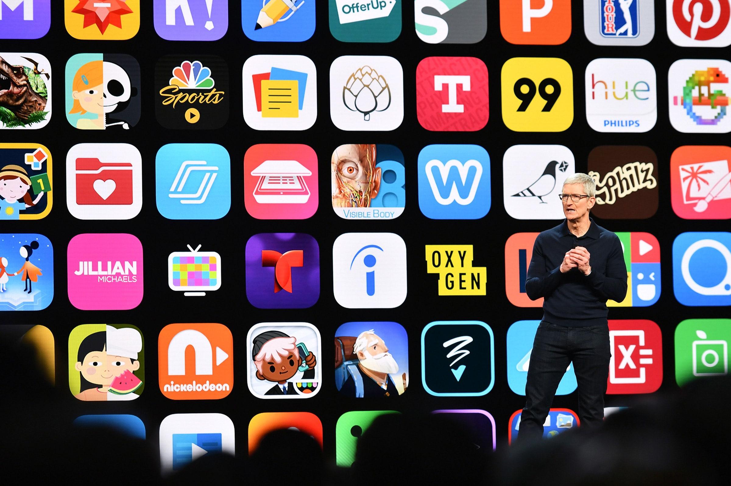 Apple: Nhà phát triển iOS có thể bỏ qua App Store và tạo ứng dụng web 5