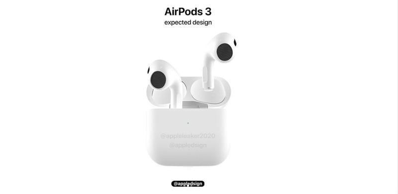 Có vẻ như AirPods 3 sẽ không sớm ra mắt 3