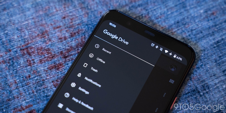Google Drive cho Android sẽ có phiên bản mới nhất
