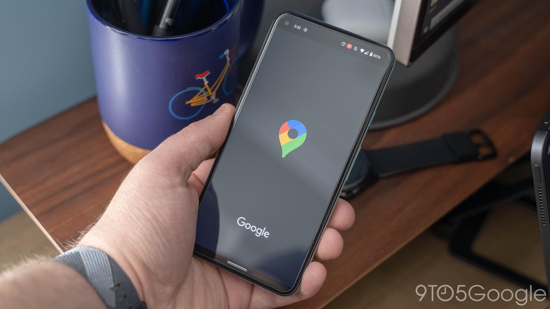Google Maps công bố chủ đề ban đêm dành cho Android