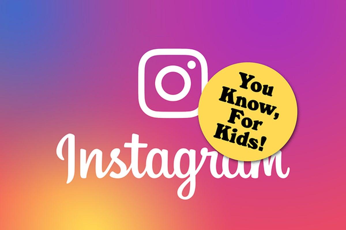 Instagram cho trẻ em đang được phát triển 2