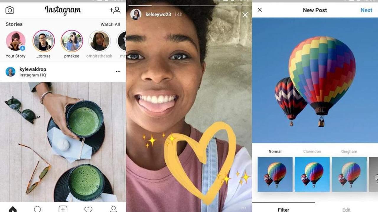 Instagram cho trẻ em đang được phát triển 3