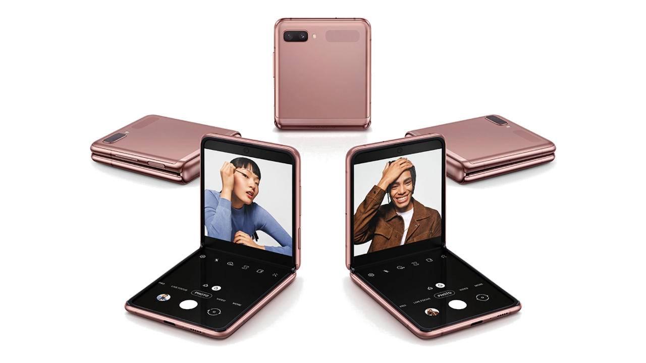 Hóng: Samsung Galaxy Z gập đôi màn hình sẽ ra mắt trong năm nay 3