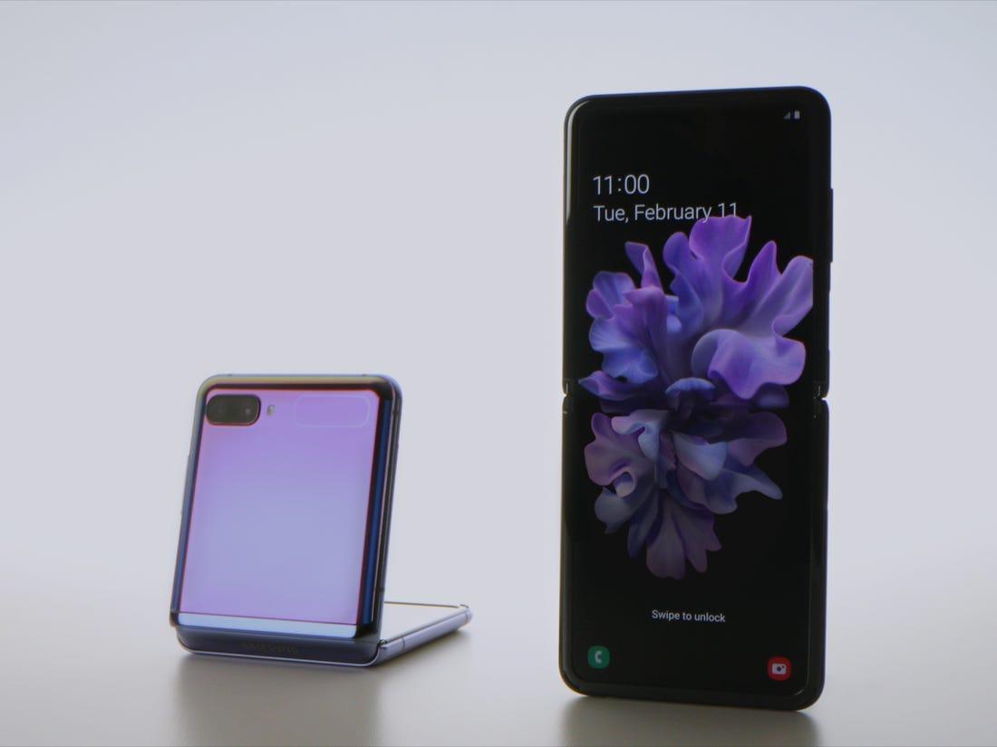 Hóng: Samsung Galaxy Z gập đôi màn hình sẽ ra mắt trong năm nay 4
