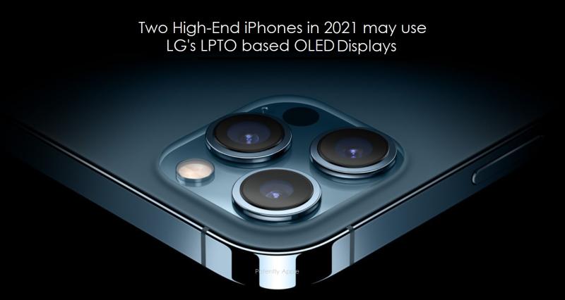 iPhone 13 có khả năng sẽ sử dụng màn hình LPTO 120Hz từ Samsung 1