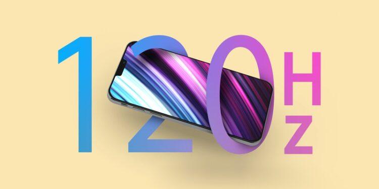 iPhone 13 có khả năng sẽ sử dụng màn hình LPTO 120Hz từ Samsung 2