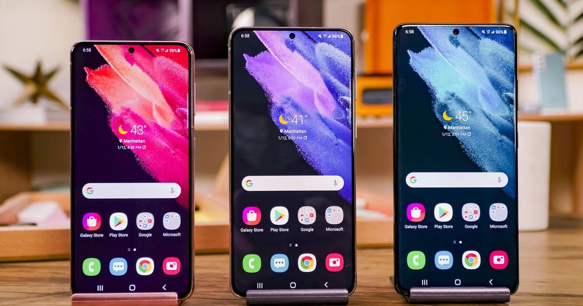 Samsung Galaxy S21 bán chạy gấp 3 lần so với Galaxy S20 3