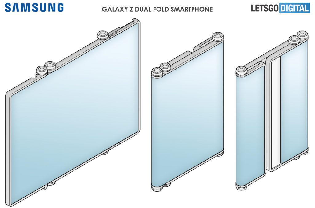 Samsung sẽ ra mắt điện thoại 'gập đôi' cùng Z Fold và Z Flip năm nay 1