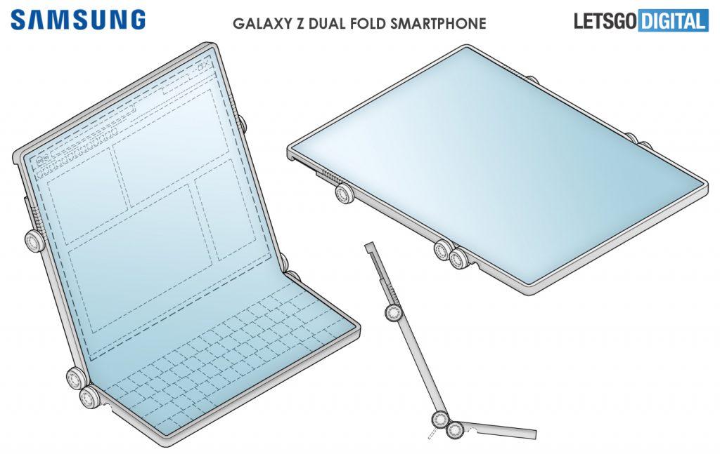 Samsung sẽ ra mắt điện thoại 'gập đôi' cùng Z Fold và Z Flip năm nay 2