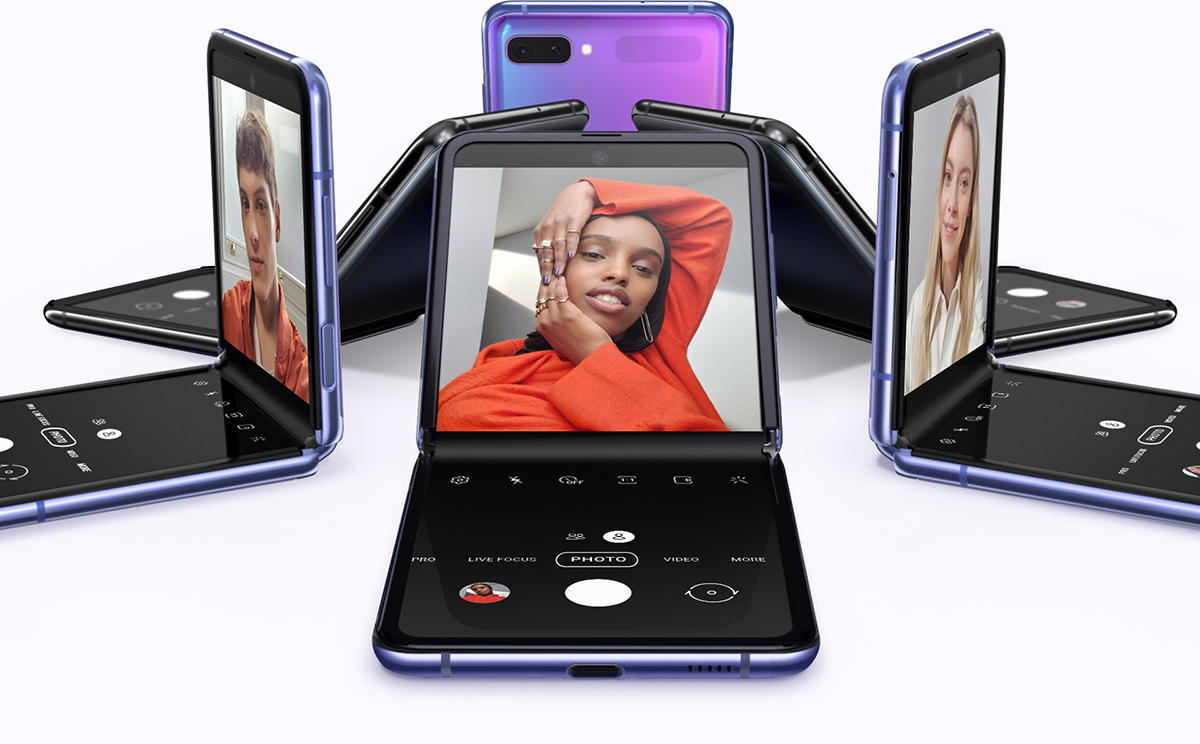 Samsung sẽ ra mắt điện thoại 'gập đôi' cùng Z Fold và Z Flip năm nay 5