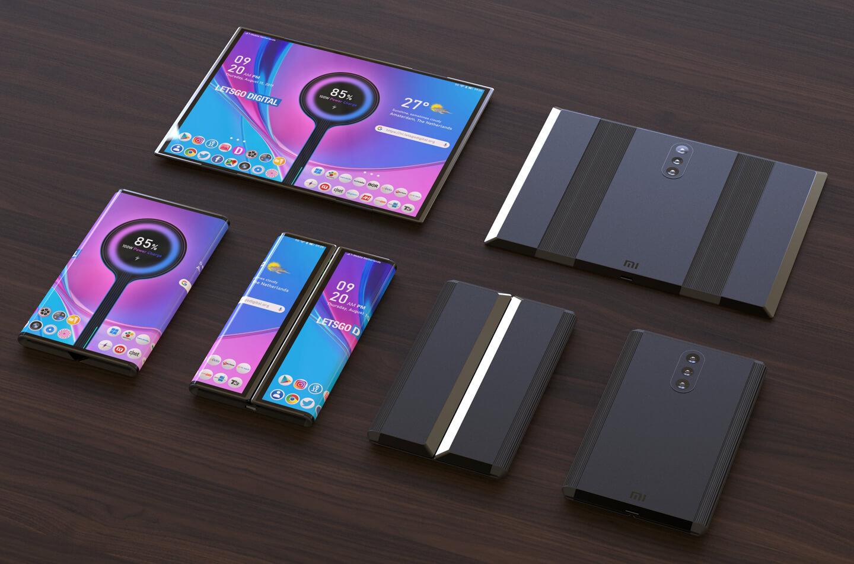 Điện thoại có thể gập lại của Xiaomi khả năng sẽ ra mắt vào tháng 3 1