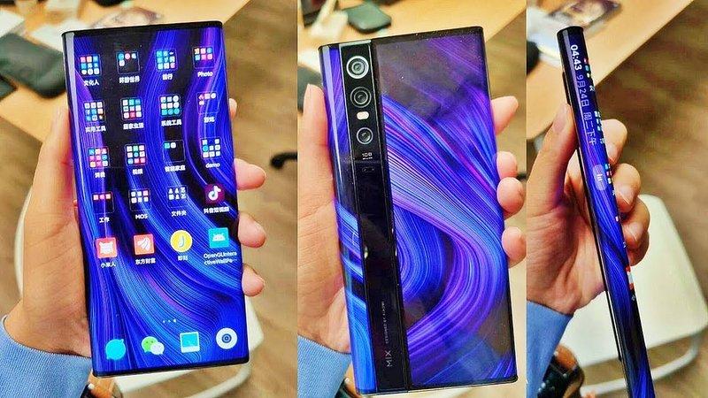 Điện thoại có thể gập lại của Xiaomi khả năng sẽ ra mắt vào tháng 3 4