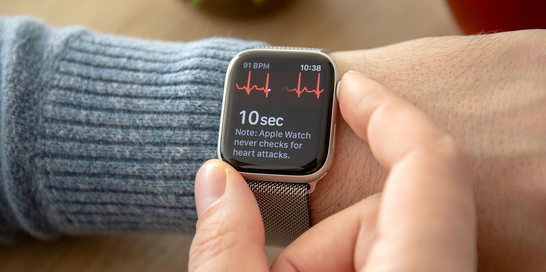 Apple thuê bác sĩ tim mạch để phát triển sản phẩm