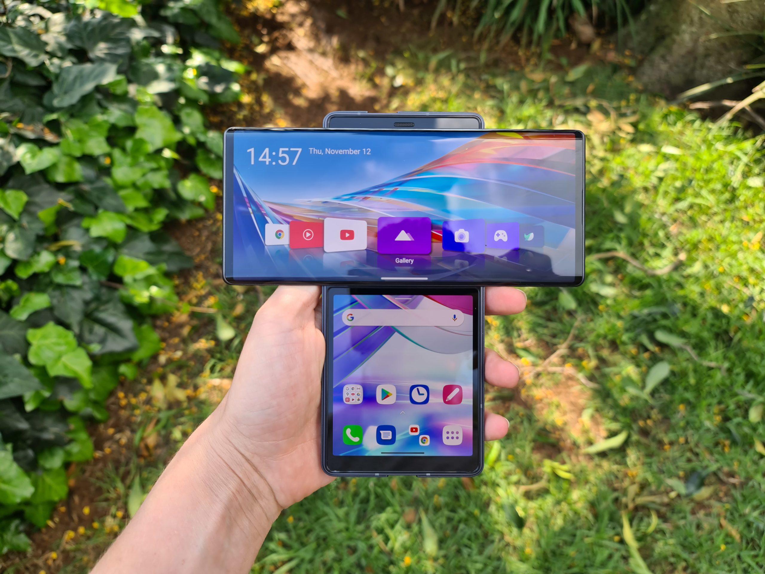 Cập nhật phần mềm LG Android: điều gì xảy ra bây giờ? 2