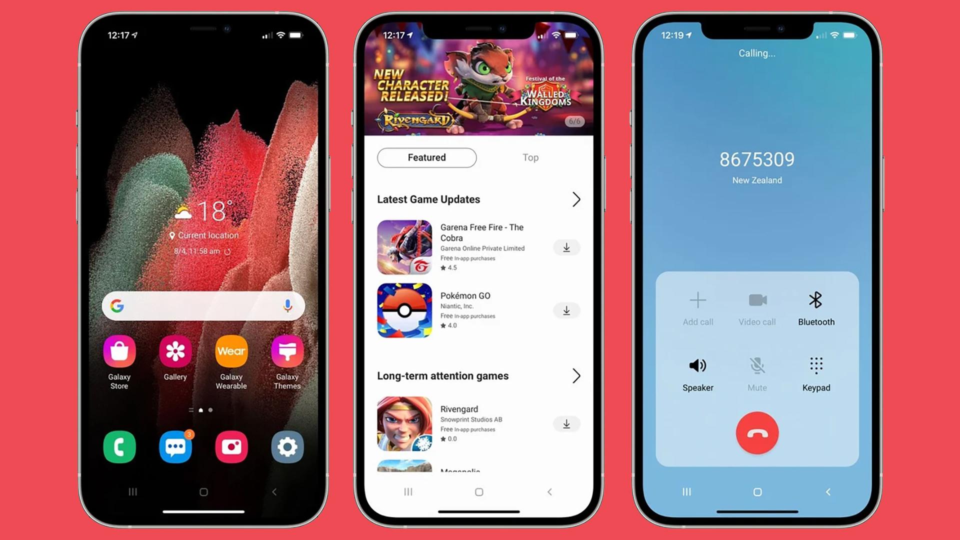 Ứng dụng iTest của Samsung biến iPhone của bạn thành Android 2