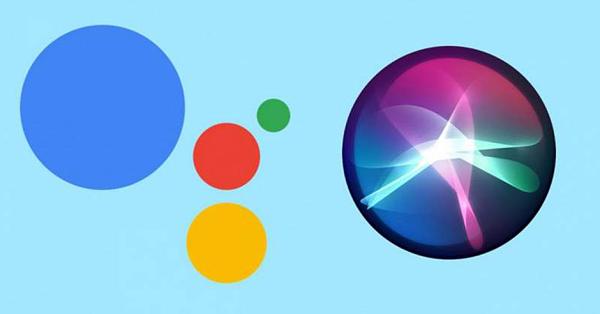 """Cuộc chiến IQ giữa 2 trợ lý ảo """"Siri"""" và """"Google"""". """"Ai"""" hơn """"ai""""?"""