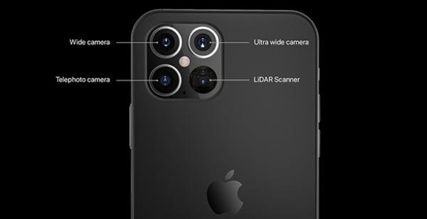 Apple hợp tác với 3 nhà cung cấp module camera cho iPhone 12/Pro 5G