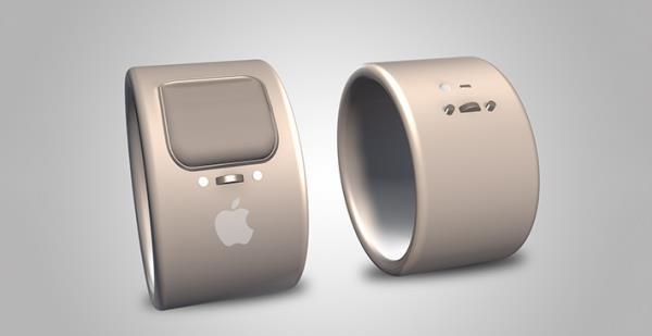 Apple nhận bằng sáng chế cho Smart Ring, có thể điều khiển iPhone
