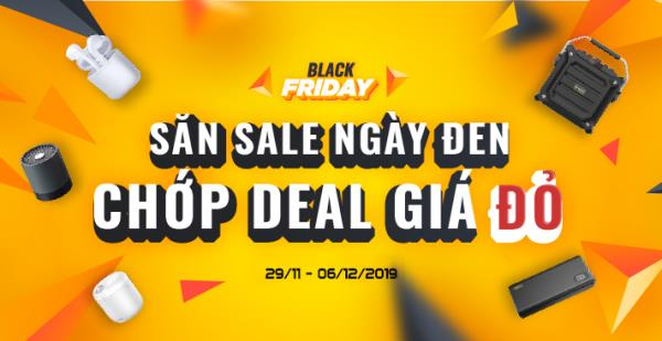 BLACK FRIDAY - NGẤT NGÂY DEAL SỐC TẠI TOP CITY