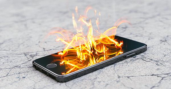 4 nguyên nhân tai hại thường xuyên gặp khiến smartphone phát nổ