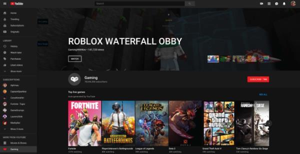 Ứng dụng Youtube Gaming chính thức đóng cửa