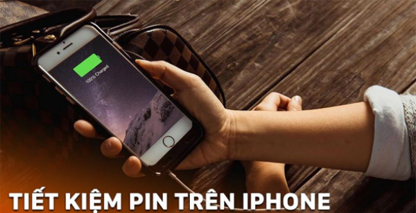 Mách bạn 8 cách tiết kiệm pin iPhone cho hiệu quả tốt nhất